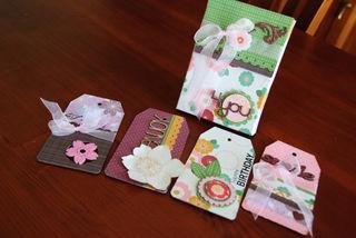Tag card set (4 of 10) medium