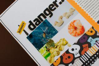 Beware danger (3 of 3)