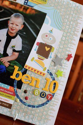 Ben 10 boy (3 of 4)
