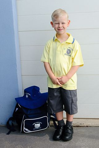 First day of school (1 of 2)