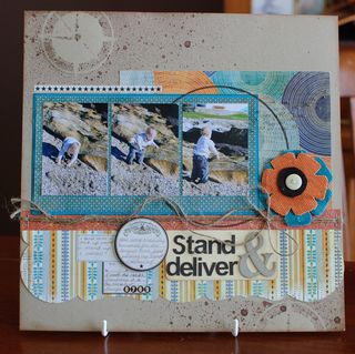 Stand and deliver (1 of 4)