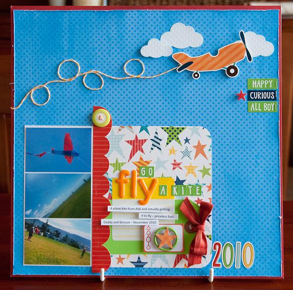 Go fly a kite (1 of 3)