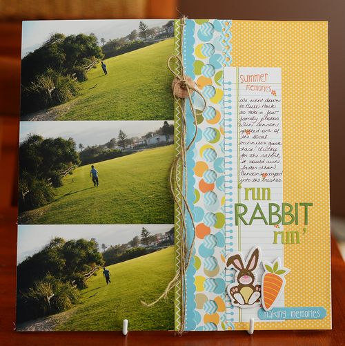 Kim Arnold_Run Rabbit Run_layout