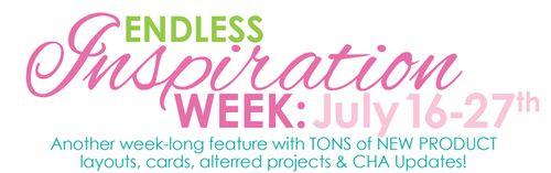 ENDLESS INSPIRATION WEEK