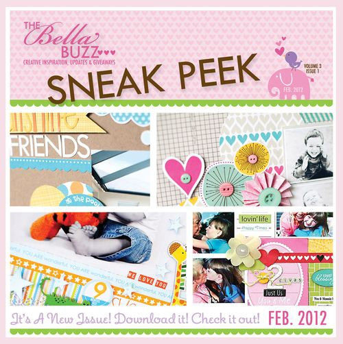 SNEAK PEEK BELLA BUZZ 2-2012