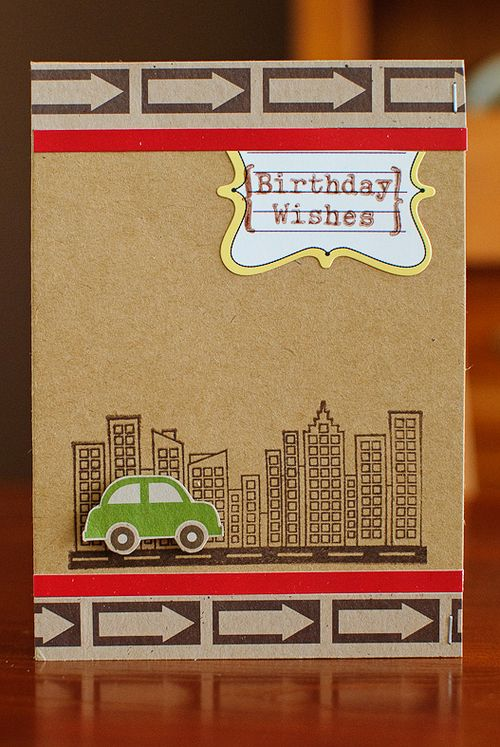 Card - birthday wishes (1 of 2)