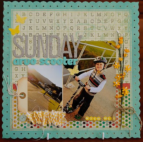 Sunday arvo scooter (1 of 4)