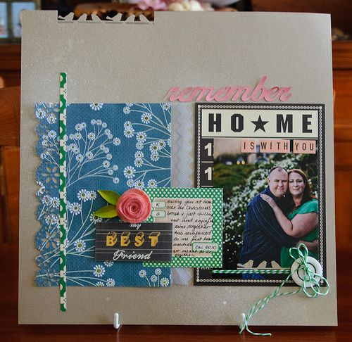 Remember home is with you (1 of 3)